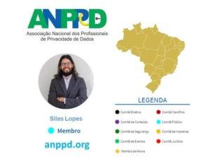 Silas Lopes, membro ANPPD